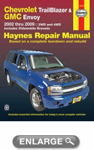 Chevrolet TrailBlazer, GMC Envoy & Oldsmobile Bravada Haynes Repair Manual (2002-2009)