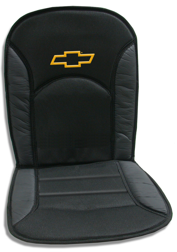 Image of Chevy Bowtie Seat Cushion