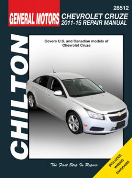 chevy cruze chilton repair manual 2011 2015 hay28512 rh autobarn net Diesel Chilton Repair Manual PDF Chilton Repair Manuals PDF