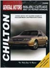 Chevy Malibu, Oldsmobile Cutlass (1997-00) Chilton Manual