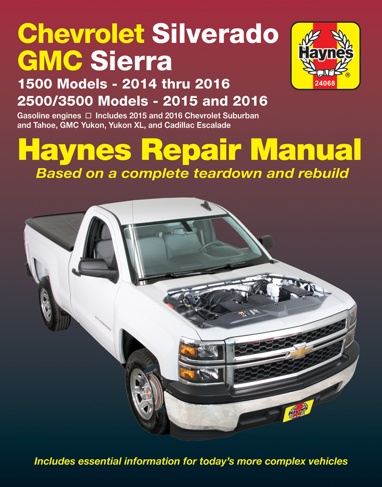 chevy silverado avalanche suburban tahoe and gmc sierra yukon rh autobarn net 2006 chevy suburban repair manual 2007 Chevy Suburban