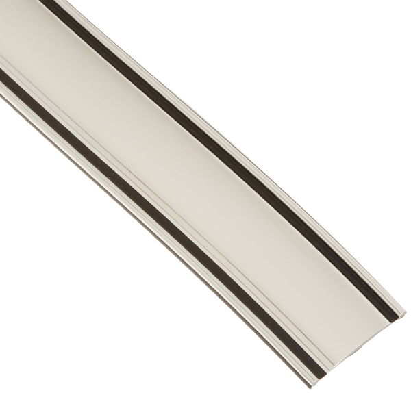 "Image of Chevy Silverado Truck Chrome Side Molding 2"" x 30ft"