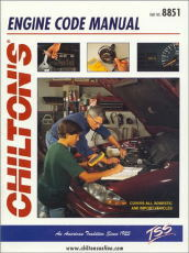 Chilton Engine Code Manual