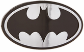 Batman Logo Chrome Colored Decal