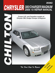 Chrysler 300, Dodge Charger & Magnum Chilton Manual (2005-2010)