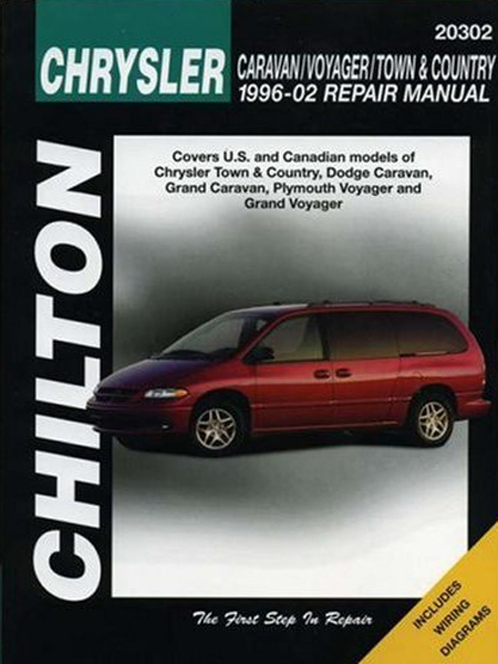 service manual 2002 chrysler town country free online. Black Bedroom Furniture Sets. Home Design Ideas