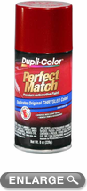Chrysler - Dodge - Jeep Metallic Inferno Red Auto Spray Paint - PEL, WEL (1999-2005)