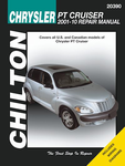 Chrysler PT Cruiser Chilton Manual  (2001-2010)