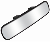 "CIPA Clip-On 12"" Panoramic Rear View Mirror"