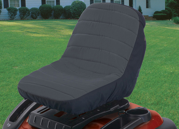 Riding Tractor Seats : Riding mower and tractor seat covers