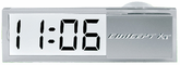Clear Digital Clock