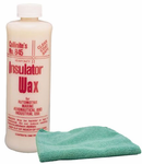Collinite 845 Insulator Wax (16 oz.) & Microfiber Cloth Kit