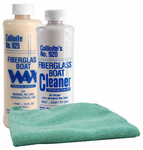 Collinite 920 & 925 Boat Wash & Wax Kit