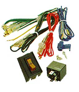 Image of Complete Wiring Kit for Auxiliary Lights