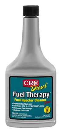 Image of CRC Diesel Fuel Injector Cleaner Plus (12 oz.)