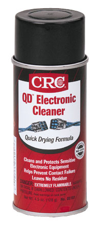 Image of CRC QD Electronic Cleaner 4.5 oz