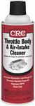 CRC Throttle Body & Air Intake Cleaner (12 Oz)