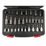 CTA 31 Piece Master Torx Plus Socket Set