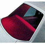 Dashmat Dashboard & Rear Deck Covers