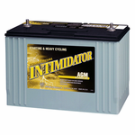 DEKA 9A31 AGM Intimidator Battery