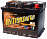 Deka 9A47 AGM Intimidator Battery (600 CCA)