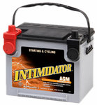 Deka 9A75DT AGM Intimidator Battery (680 CCA)