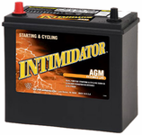 Deka 9A51P AGM Intimidator Battery (775 CCA)
