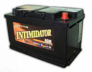 Deka 9A94R AGM Intimidator Battery (800 CCA)