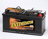 DEKA 9AGM95R AGM Intimidator Battery