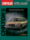 Dodge Aspen/Volare (1976-80) Chilton Manual
