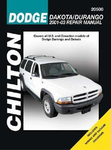 Dodge Durango & Dakota Chilton Repair Manual (2001-2003)