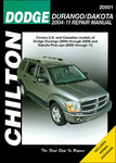 Dodge Durango & Dakota Chilton Repair Manual (2004-2011)