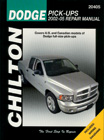 Dodge Pick-Ups Chilton Repair Manual (2002-2008)