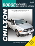 Dodge Ram Chilton Repair Manual (2009-2014)