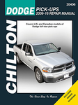 Dodge Ram Chilton Repair Manual (2009-2016)