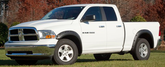 Dodge Ram Rugged Ridge All Terrain Pocket Style Fender Flares (2009-2012)