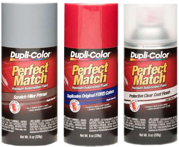 Dupli-Color Auto Spray Paint For Domestic