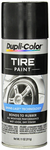 Dupli-Color Black Tire Paint (11 OZ.)