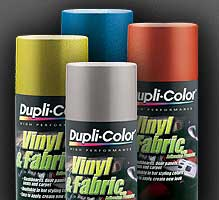 dupli color high performance vinyl fabric spray duphvp1series. Black Bedroom Furniture Sets. Home Design Ideas