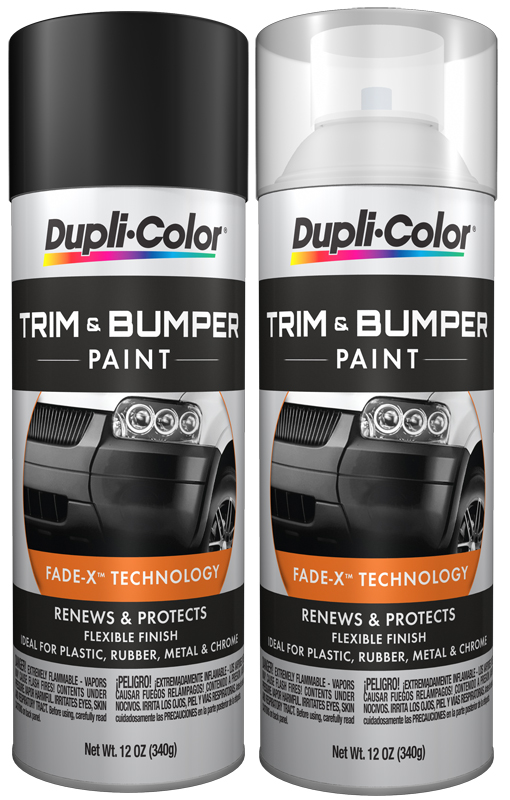 dupli color trim bumper spray 12 oz duptb10x series. Black Bedroom Furniture Sets. Home Design Ideas