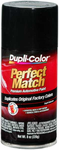 Duplicolor's Universal Black Auto Touch-Up Spray Paint