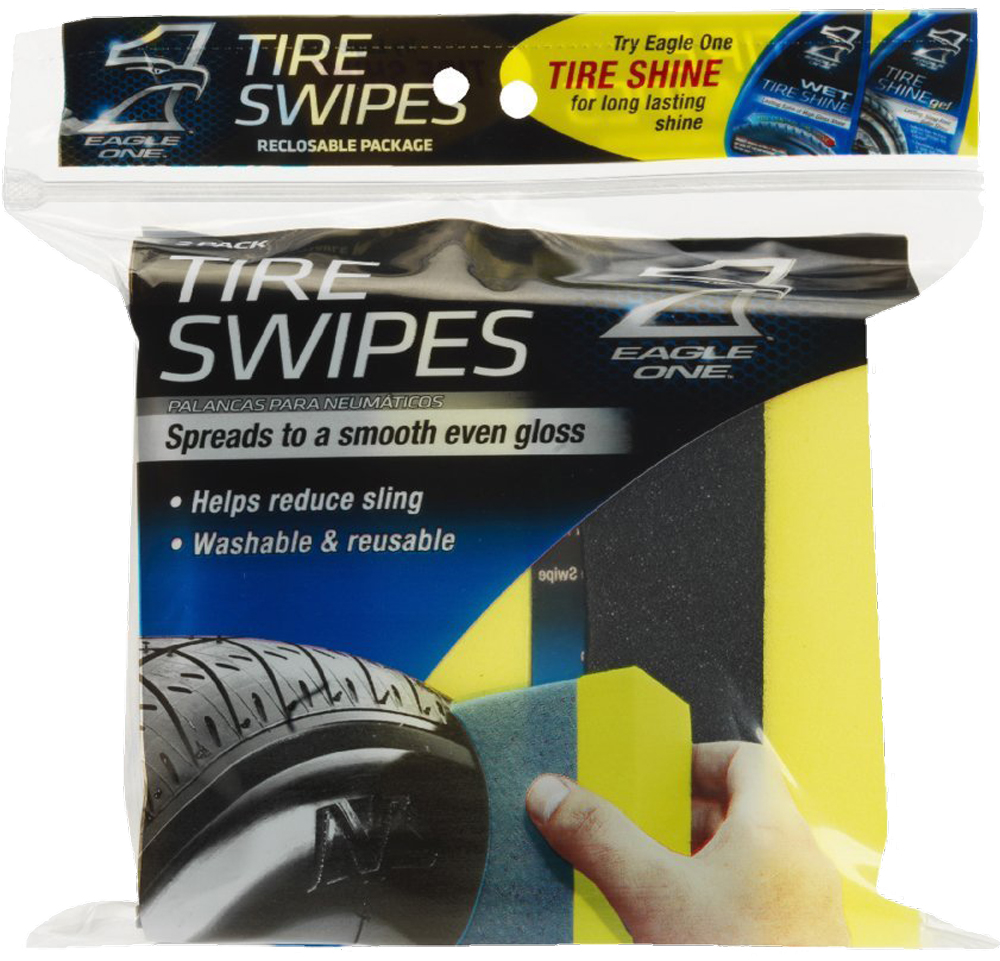 Image of Eagle One Tire Swipes (Pair)