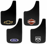 Easy Fit Mud Guards With Vehicle Logos