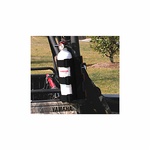UTV Roll Bar Black Fire Extinguisher Holder