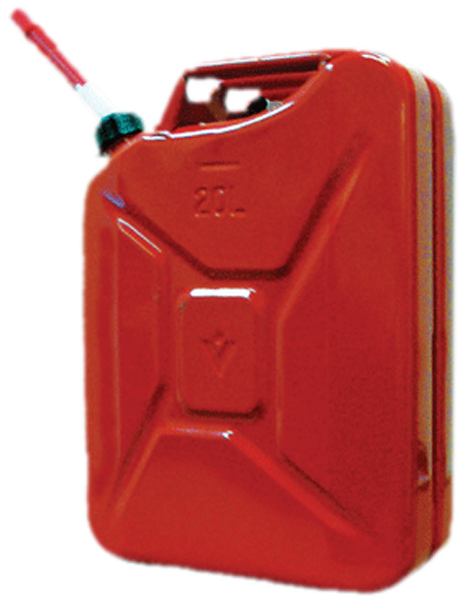 Image of Five Gallon CARB Metal Gas Can