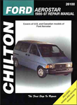 Ford Aerostar Chilton Manual (1986-1997)