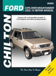 Ford Explorer/Mercury Mountaineer Chilton Manual (2002-2010)