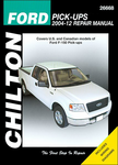 Ford F-150 Chilton Repair Manual (2004-2012)