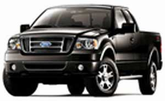 Ford F-150 Lund Elite Sport Style Fender Flares (2009-2014)