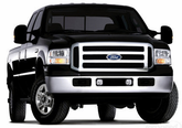 Ford F-250 Lund Elite Sport Style Fender Flares (1999-2007)